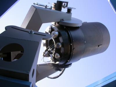 The Robotic Optical Transient Search Experiment has placed telescopes in four lo