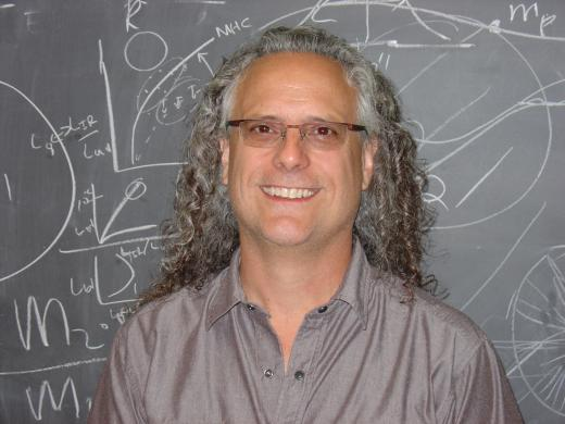 Karl Gebhardt is the Herman and Joan Suit Professor of Astrophysics at The Unive