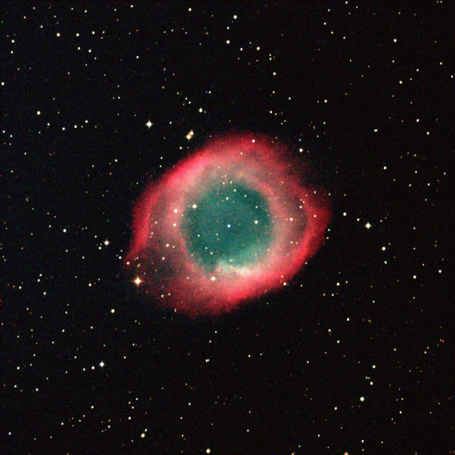 Helix Nebula | McDonald Observatory