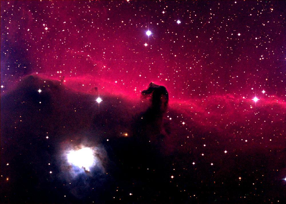 Horsehead NebulaHorsehead Nebula