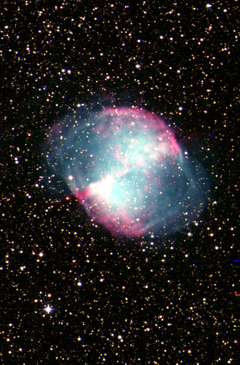 dumbbell nebula colors - photo #23
