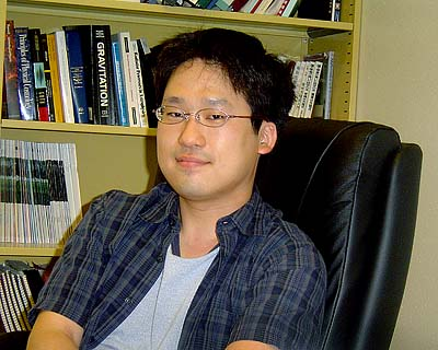eiichiro komatsu thesis Eiichiro komatsu is a cosmologist who enjoys both theoretical and observational work he has been director of the physical cosmology division at the max planck institute for astrophysics in garching, germany, since 2012 prior to this he was a professor in the department of astronomy and director of.