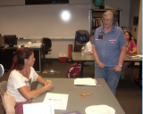 Teacher Workshop at McDonald Observatory