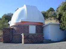 The 0.9-meter (36-inch) Telescope at McDonald Observatory. Credit: Kevin Mace/Mc