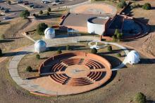 Amphitheater & telescope park