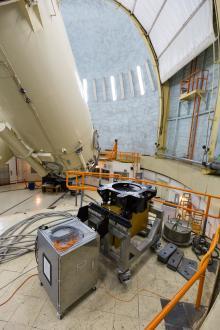 Smith Telescope with IGRINS