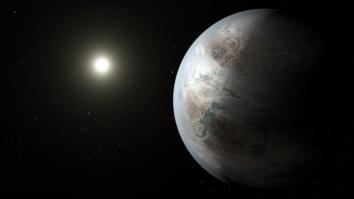 Kepler-452b Artist's Concept