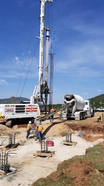 MGO construction