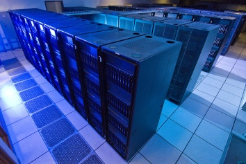 The Lonestar supercomputer is a resource of the Texas Advanced Computing Center