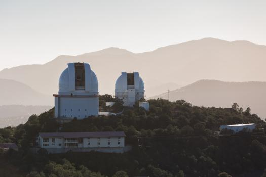 Astronomers Lodge